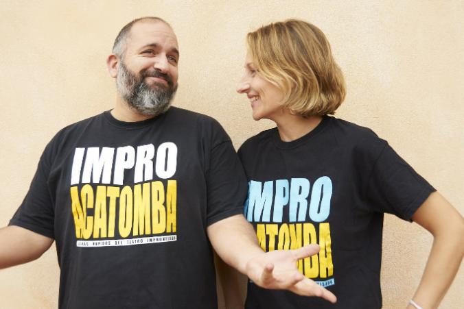 Jaumet i Emma Impro